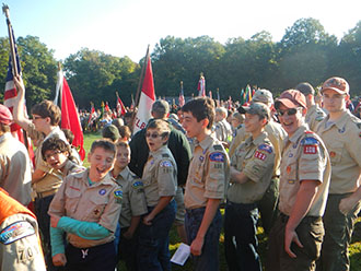 World Brotherhood Camporee, 2014